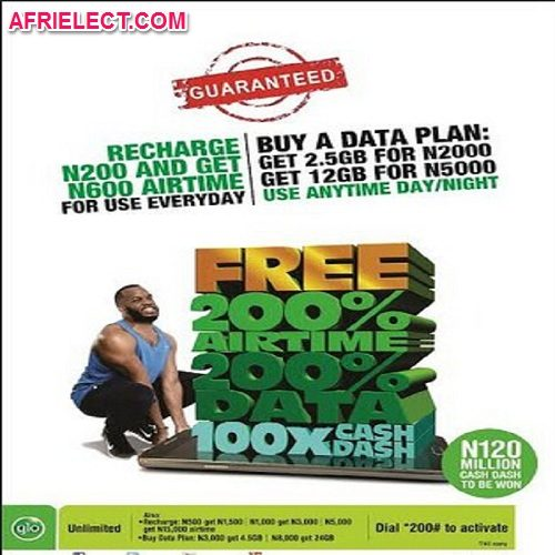 glo overload data plans