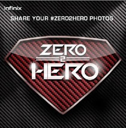 Infinix Mobile ZeroToHero app