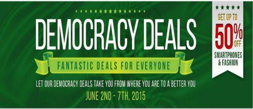 konga democracy deals