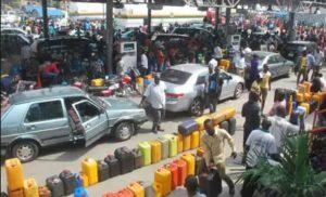 fuel scarcity,nawhere