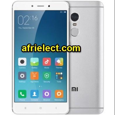 Xiaomi Redmi Note 4 Android smartphone